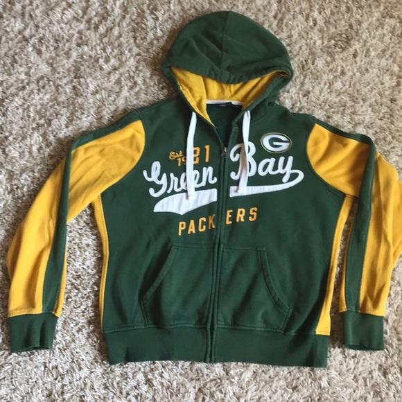 58f7eadd Women's Green Bay Packers hoodie
